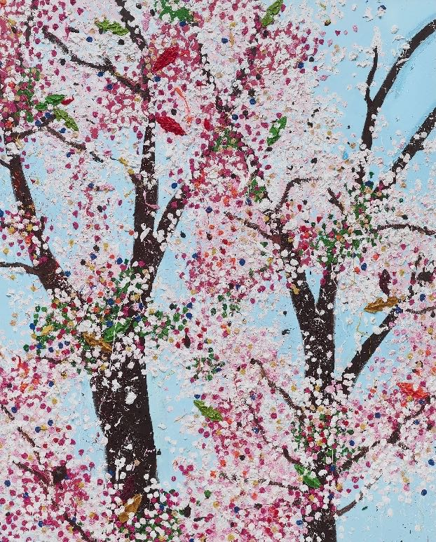 How Damien Hirst's 'The Virtues' marks the greatly anticipated joy of Spring
