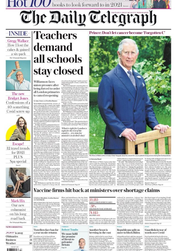 The Daily Telegraph TRAVEL